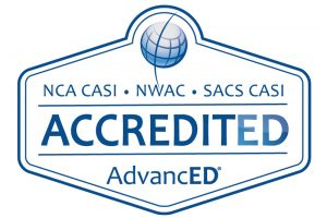New AdvancED Logo